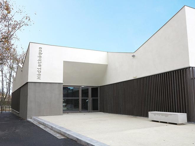 La Médiathèque | Ville de Pernes les Fontaines | Vaucluse | Provence ...
