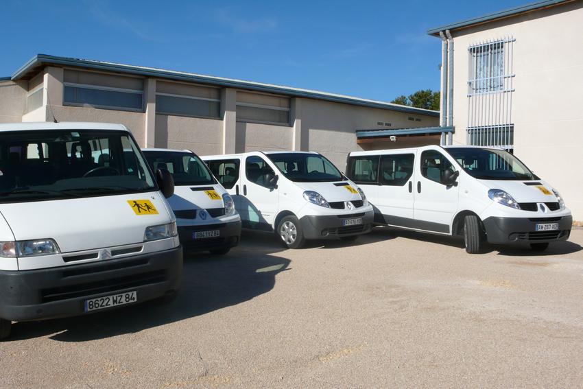 Les Minibus | Sports | Ville de Pernes les Fontaines | Vaucluse ...