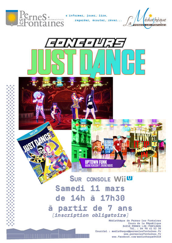 Concours Just Dance