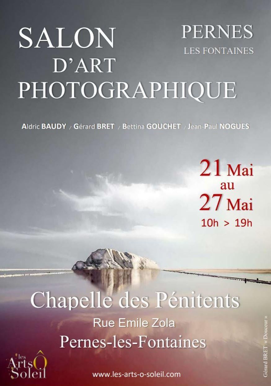 Salon d'Art Photographique à la Chapelle des pénitents Blancs