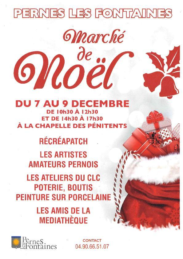 Marché de Noel des Associations