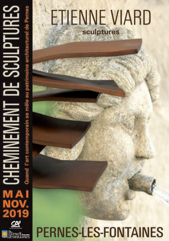 "Cheminement de sculptures ""Etienne VIARD"""