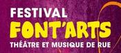 Festival Font'arts : recherche de bénévoles