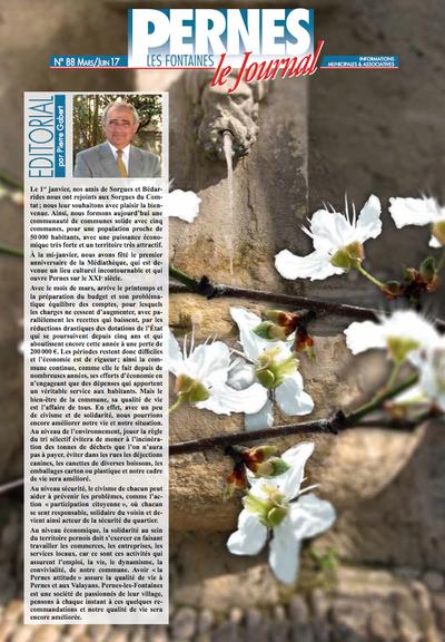 Le journal de Pernes | Ville de Pernes les Fontaines | Vaucluse ...